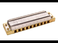 Harmonica diatonique Hohner Crossover 2009/20 Do - C neuf