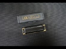 Harmonica diatonique Hohner 562/20 MS Pro Harp RE - D