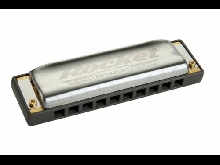 Harmonica diatonique Hohner 2013/20 Rocket en RE / D