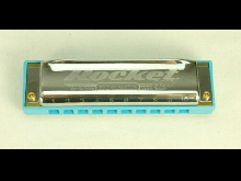 Harmonica diatonique Hohner 2016/20 Rocket Low en Fa / F Low