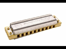 Harmonica diatonique Hohner 2011/20 Thunderbird tonalité SIb / Bb low