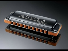 Harmonica diatonique ARKIA Origin en Sib - Bb neuf MADE IN FRANCE